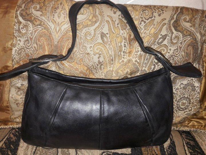 6f8aaf0c15b7 Красивая кожаная сумка на плечо.Кожа нат! Caramelo – купить в ...