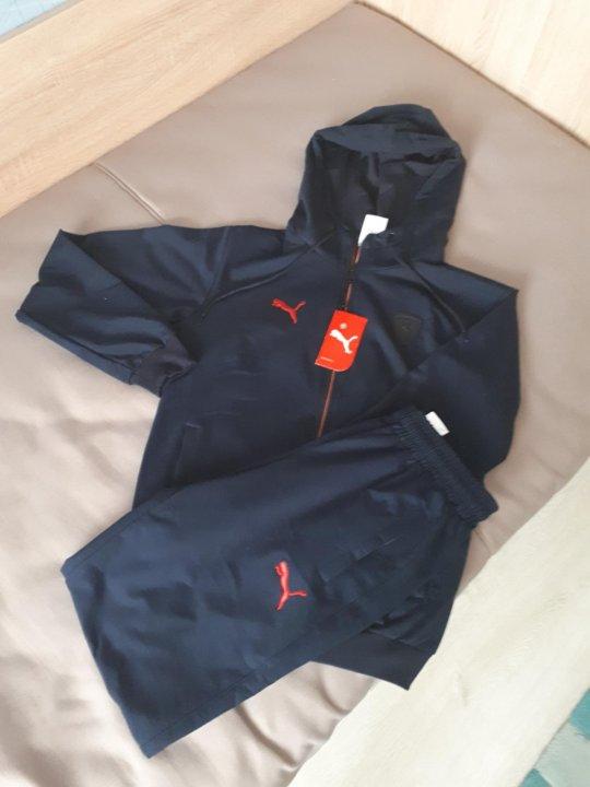 Спортивный костюм Puma Ferrari ( пума феррари) – купить в Москве ... 71ae4c1a294