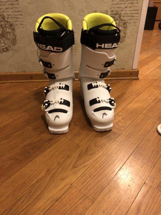 Горнолыжные ботинки Head Raptor 120 – купить в Москве, цена 18 000 ... ae5038a74e8