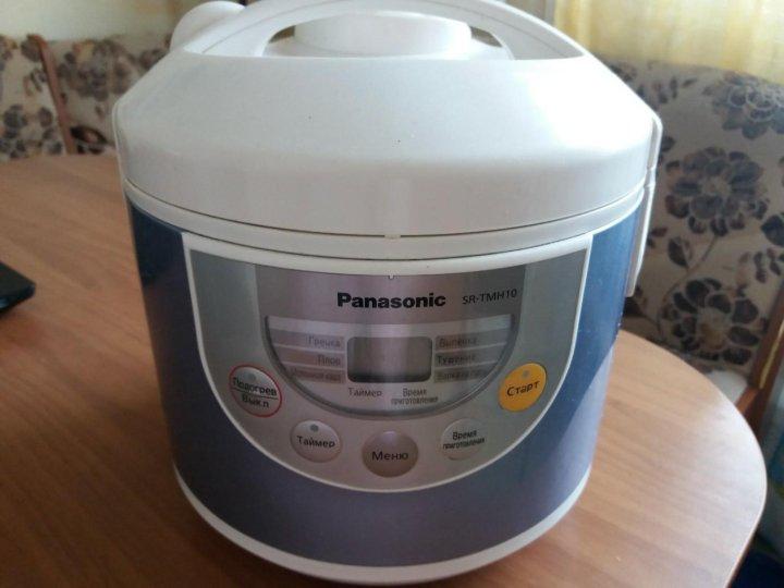 мультиварка Panasonic купить в зеленограде цена 1 500 руб