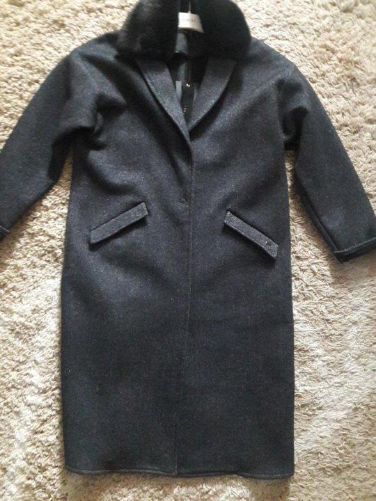 4ecb4c60e72 Новое пальто Италия до 46р.Imperial – купить в Москве
