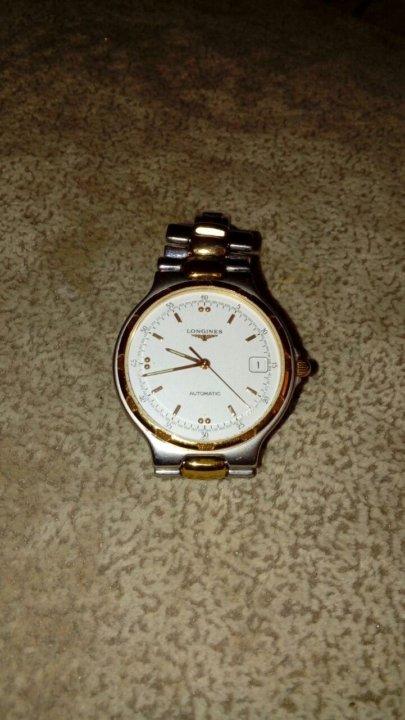 e60a472e Мужские часы Longines Conquest L1.620.3 – купить в Новосибирске ...