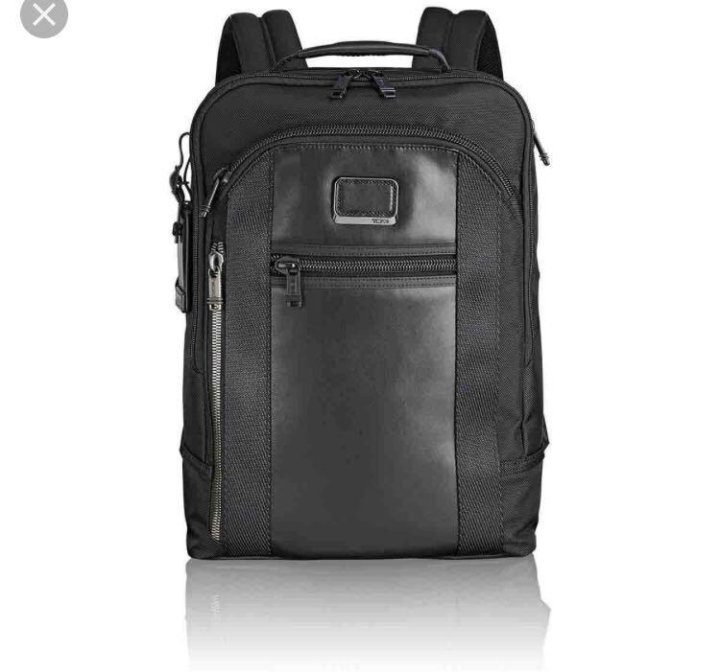 c41b6ca2e Рюкзак Tumi 232682 Alpha Bravo Davis Backpack – купить в Москве ...