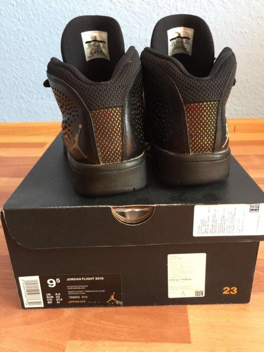 b35990ef Кроссовки Nike Air Jordan Flight оригинал – купить в Екатеринбурге ...