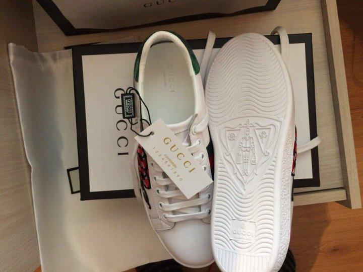 207148f609eb Gucci Ace Men. Размер 42, ограниченная акция – купить в Санкт ...
