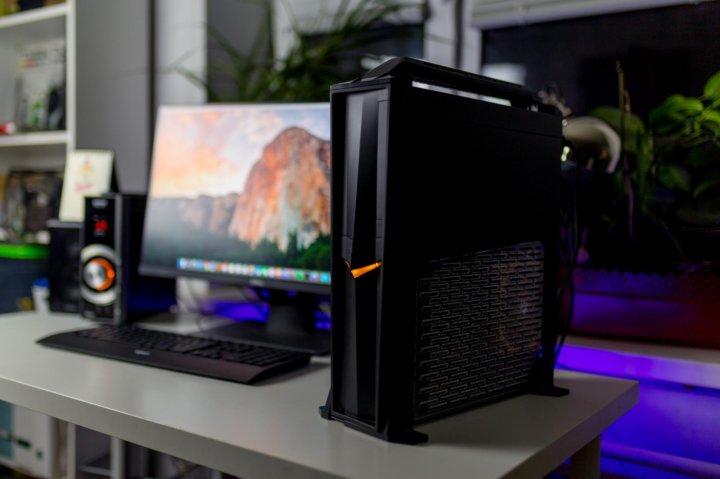 Новый Hackintosh — 6 ядер, 16GB, RX 560, 500GB SSD – купить