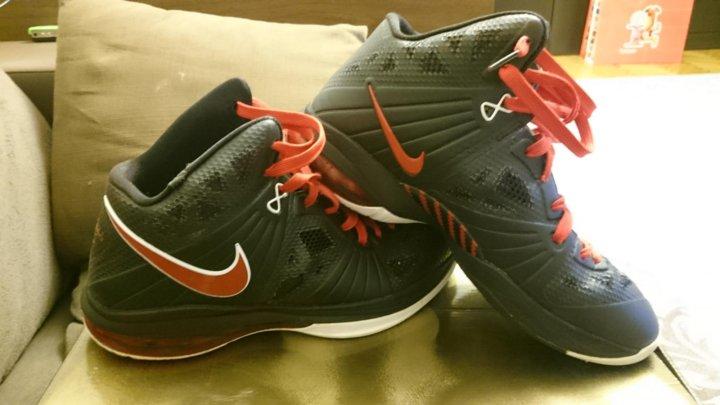 bc682aae334b Баскетбольные кроссовки Nike lebron 8 P.S – купить в Москве, цена 3 ...