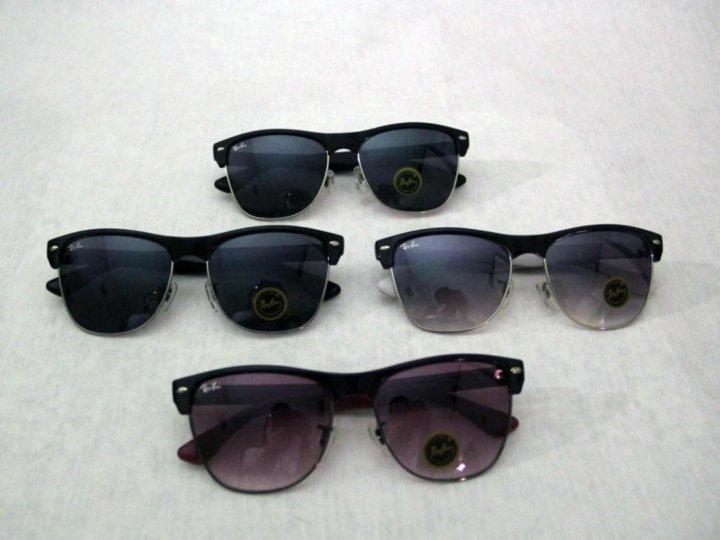 Очки солнцезащитные Ray Ban ClubMaster. – купить в Санкт-Петербурге ... 880b3aab037