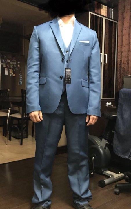 a15dd5c82c53 Новый мужской костюм тройка. – купить в Москве, цена 5 000 руб ...