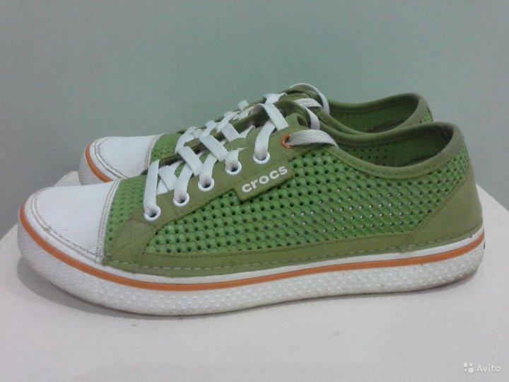 Кеды фирмы Crocs (Америка) 43 размера – купить в Москве, цена 1 300 ... 9dc7c717f85