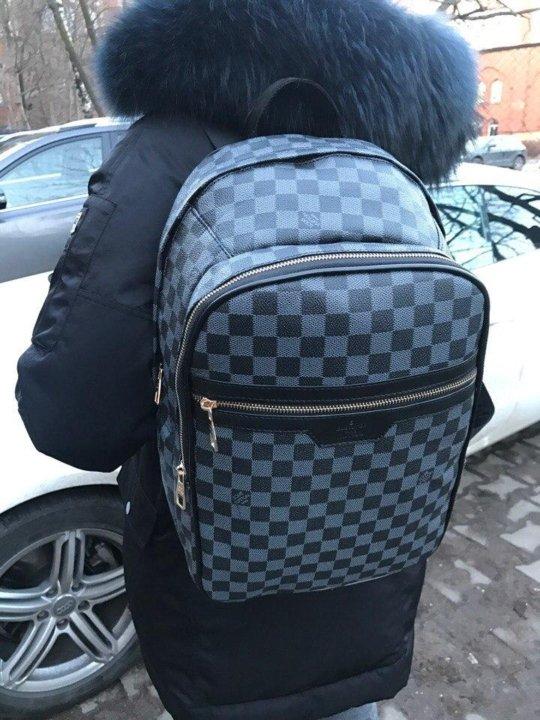 55a3d3333f04 Рюкзак Louis Vuitton арт.660 – купить в Челябинске, цена 2 990 руб ...
