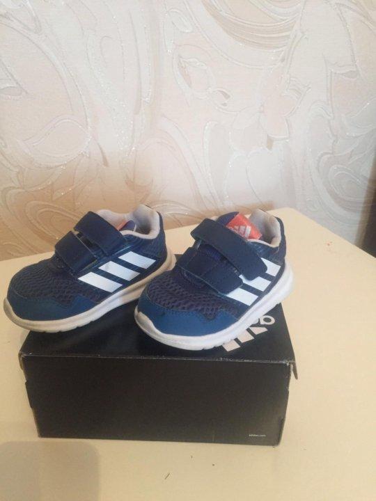 802e5d8b Кроссовки adidas kids – купить в Нахабино, цена 800 руб., продано 27 ...