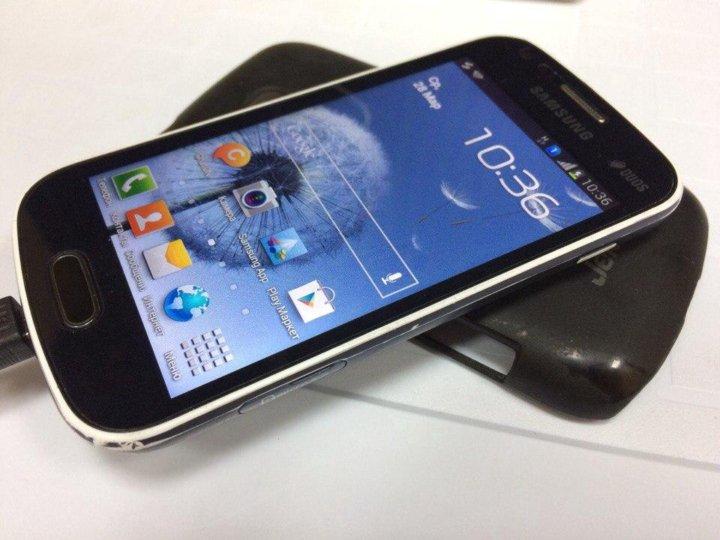 Galaxy S Duos 7562 драйвера