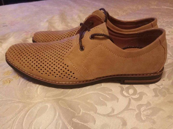 Новые туфли мужские нат.кожа 43 размер – купить в Москве, цена 2 500 ... 37eadd22c1b
