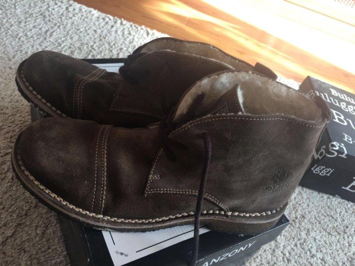 e9b349d4 Продам ботинки мужские – купить в Москве, цена 2 500 руб., дата ...