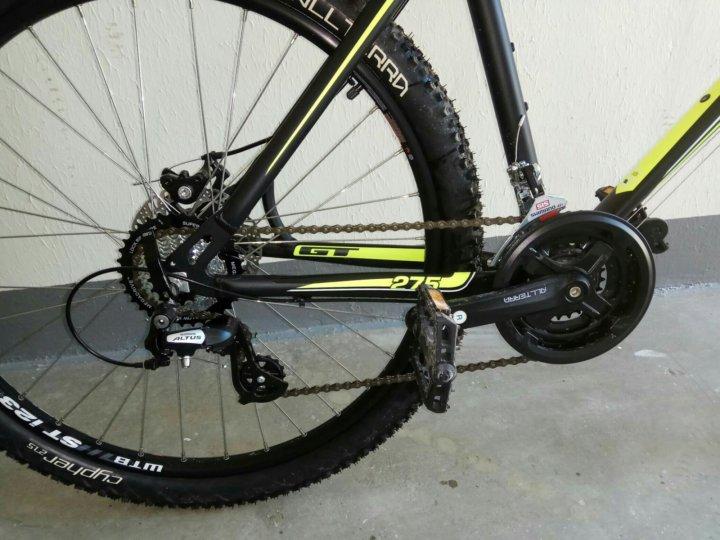 Горный велосипед GT aggressor – купить в Балашихе 78d9c59f60360