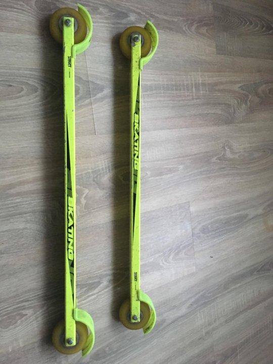d161575cf2f3 Лыжероллеры Start Skate – купить в Уфе, цена 4 500 руб., продано 10 ...