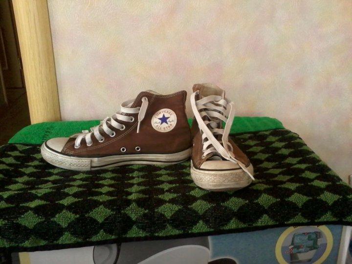 873bea88c75f Кеды Converse (Chuck Taylor All Star) б у – купить в Балашихе, цена ...