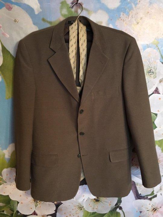 Костюм мужской тройка+рубашка+галстук обмен – купить в Красноярске ... 5127d2ad028