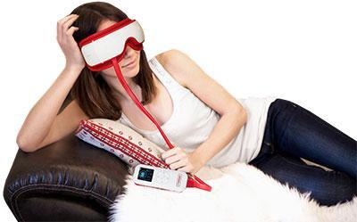 Массажер для глаз novueye купить оптом женское белье дешево