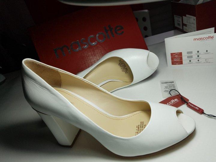 Новые туфли из натуральной кожи MASCOTTE – купить в Уфе, цена 3 000 ... e092e28c071