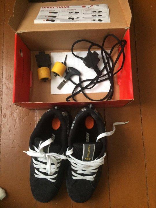 055baea2 Кроссовки с колесиками – купить в Сыктывкаре, цена 800 руб., дата ...