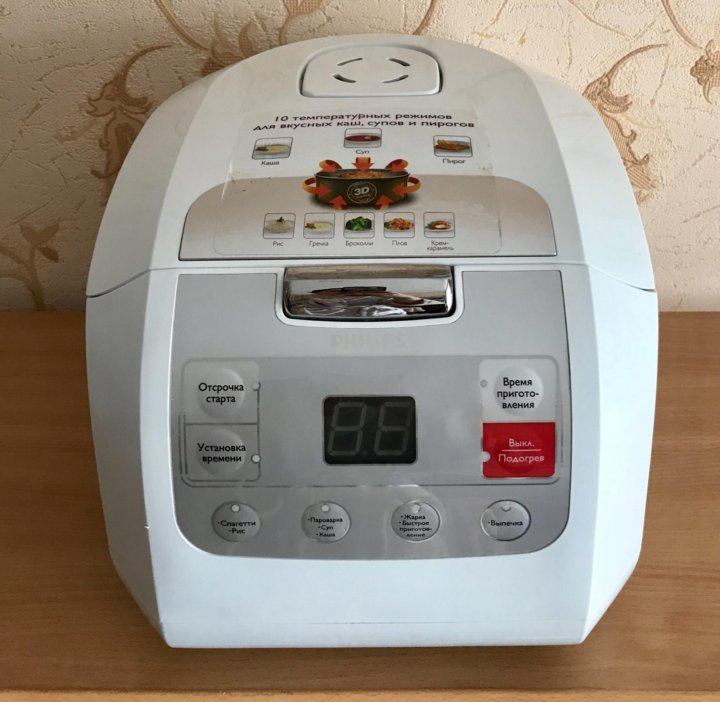 мультиварка Philips Hd3033 купить в екатеринбурге цена 2 000 руб