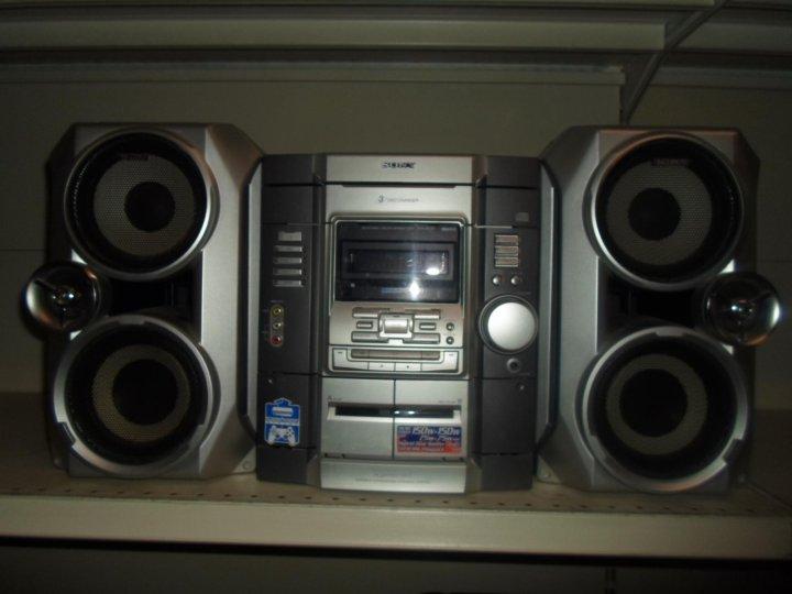 11a77500d4ed Музыкальный центр Sony MHC-RG33 – купить в Екатеринбурге, цена 2 500 ...