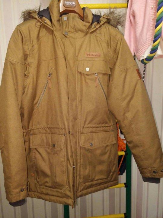 02dbe0b3e1bc Зимняя куртка (пуховик) Columbia – купить в Москве, цена 5 000 руб ...