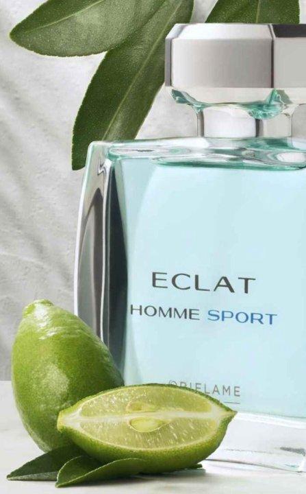 туалетная вода Eclat Homme Sport от Oriflame купить в мытищах