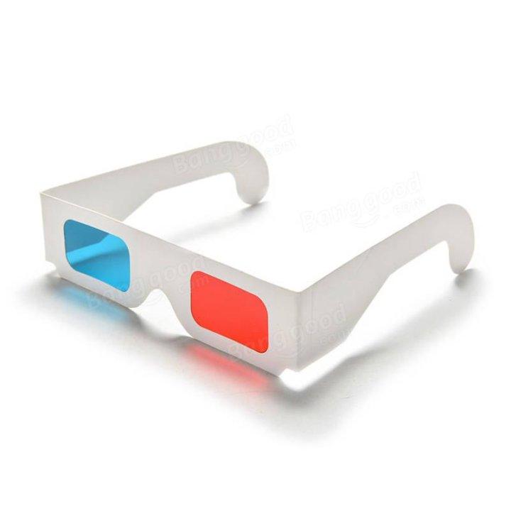 Анаглифные 3D очки – купить в Тольятти fc8f85ec36a19