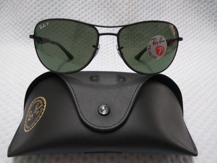 Солнцезащитные очки Ray Ban RB 3519 006 9A – купить в Москве 168975a92f653