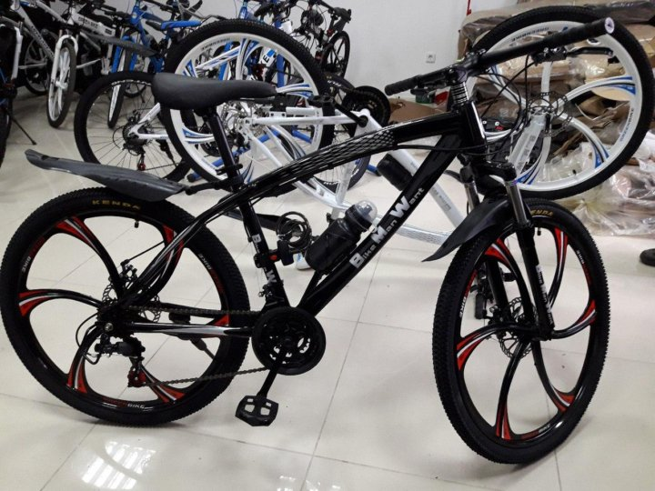 f3c10647ab6bd Новые Велосипеды BMW на литых дисках – купить в Краснодаре, цена 10 ...