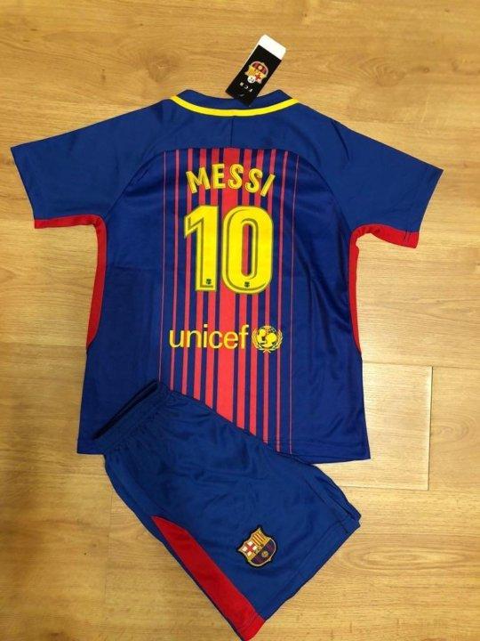 Футбольная форма Барселона Месси – купить в Краснодаре, цена 1 600 ... 136f28b0244