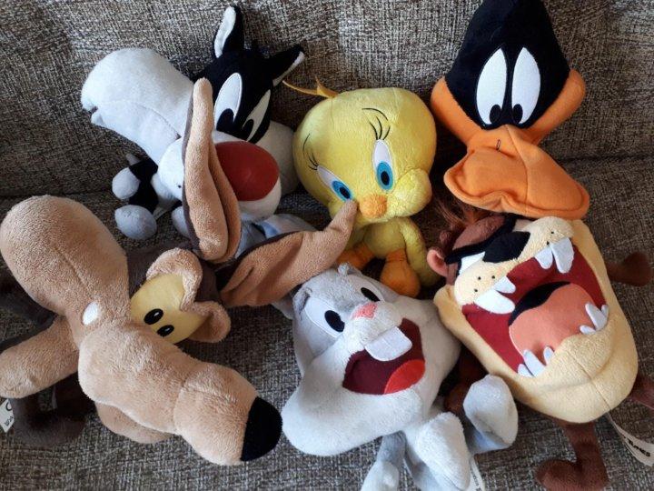 Картинки игрушек из луни тюнз