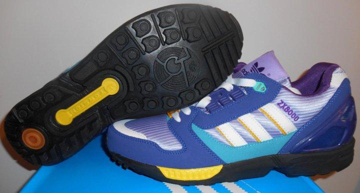 a6a06b8de5fb Кроссовки adidas zx 8000 новые – купить в Омске, цена 4 200 руб ...