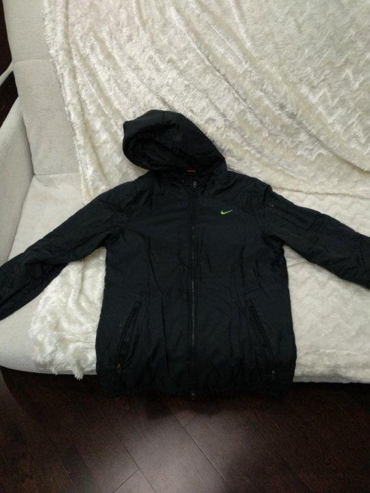 d4e83633 Куртка Nike осень – купить в Ессентуках, цена 550 руб., продано 27 ...