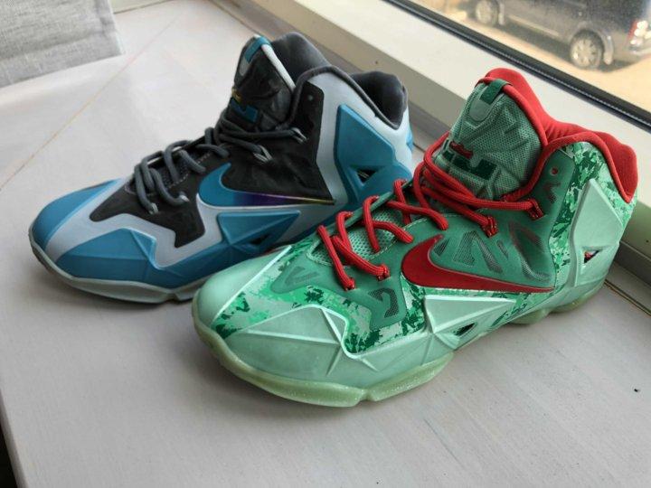 Nike LeBron 11 баскетбольные кроссовки – купить в Москве, цена 3 800 ... 4eb3991771a