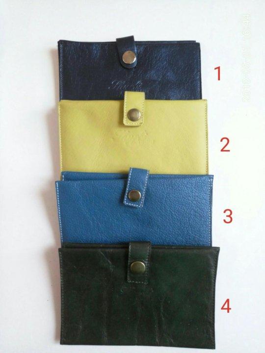 b5f5e492a36e Кожаные кошельки ручной работы – купить в Санкт-Петербурге, цена 1 ...