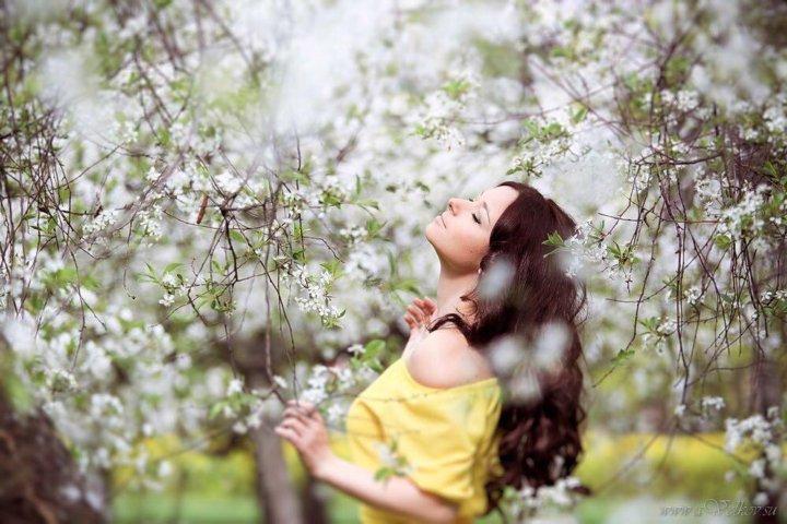 желательно разместить как сфоткаться на природе весной фото этом