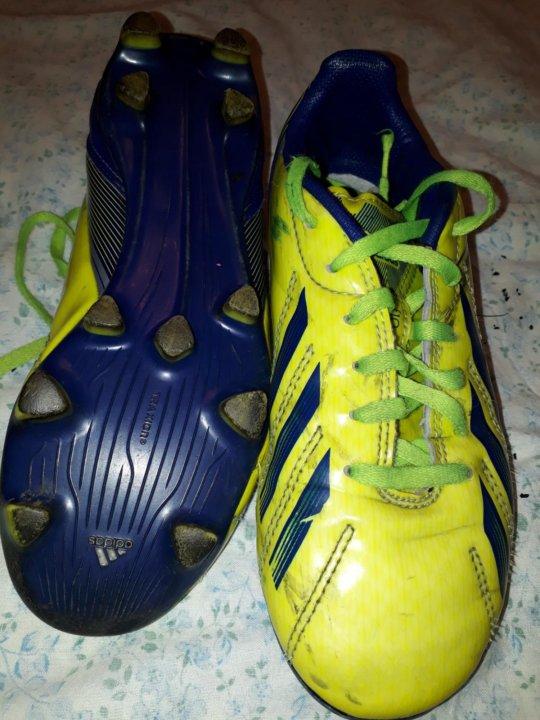 2a63a40085a8 Футбольные бутсы.34 размер. – купить в Тольятти, цена 500 руб ...
