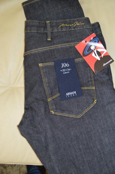 Armani Jeans новые с бирками оригинал черные – купить в Санкт ... 5639da55e74