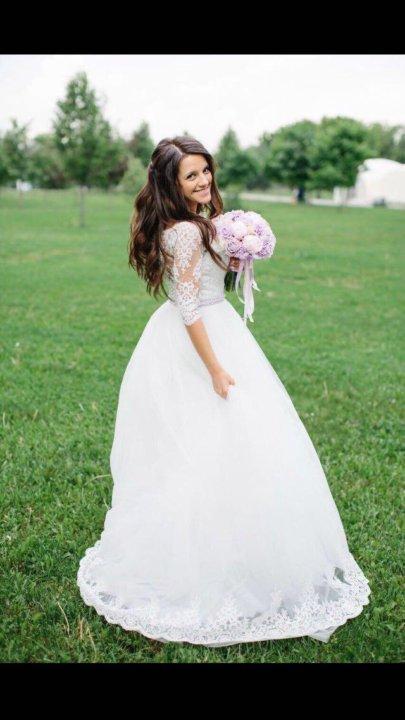 87dd6ab1df1 Свадебное платье Gabbiano Фарлоу – купить в Дмитрове