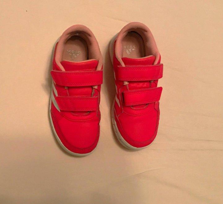 94bcc8e8 Кроссовки Adidas kids – купить в Тюмени, цена 550 руб., продано 19 ...