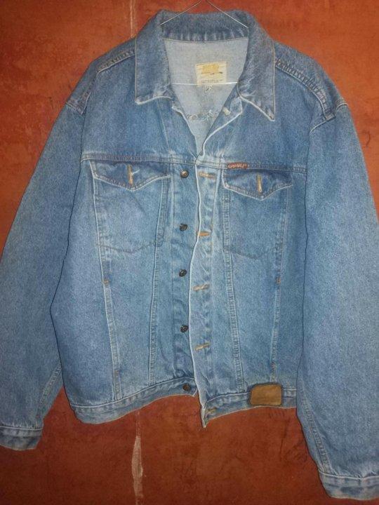 Джинсовая куртка RIFLE – купить в Москве 63c893b815870
