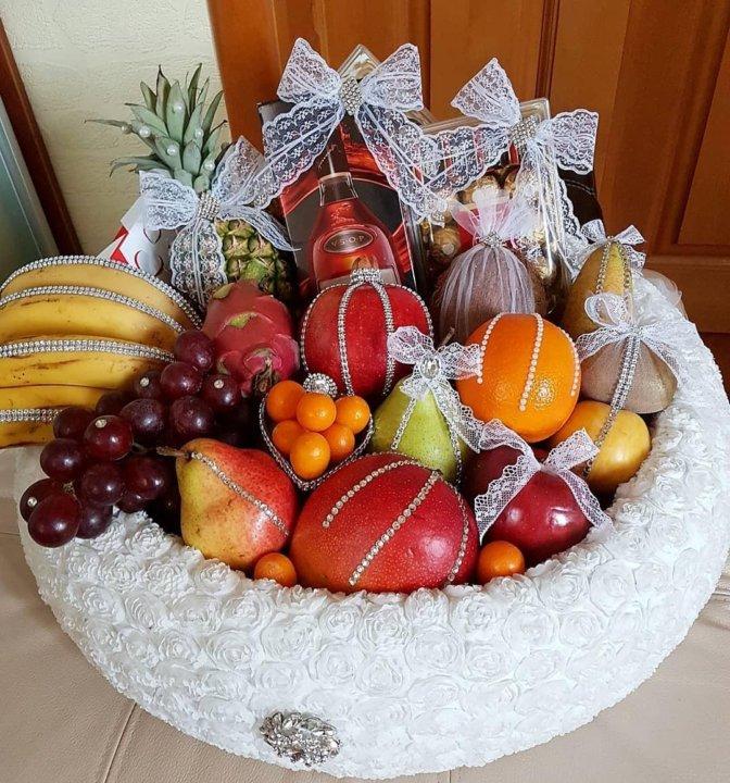 Корзины на свадьбу армянские фото