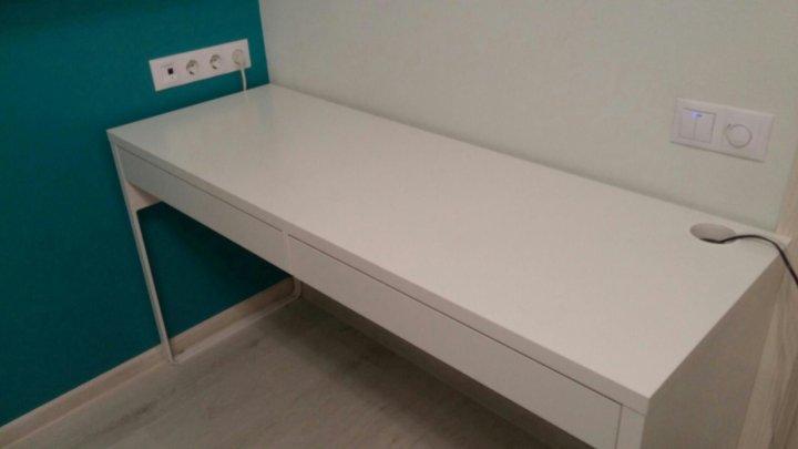 письменный стол Ikea микке купить в краснознаменске цена 3 800