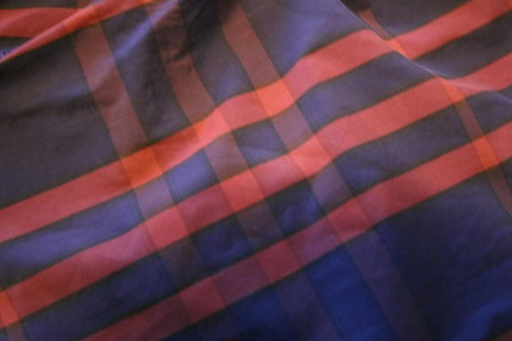 Санкт-Петербург. Фланелевая рубашка в клетку burberry brit. Фото 2. 54e95314b78