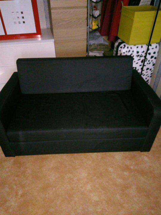 диван кровать 2 местный мини из Ikea купить в красноярске цена