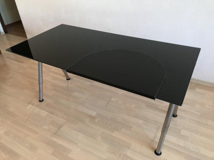 стеклянный стол Ikea купить в москве цена 2 000 руб продано 26